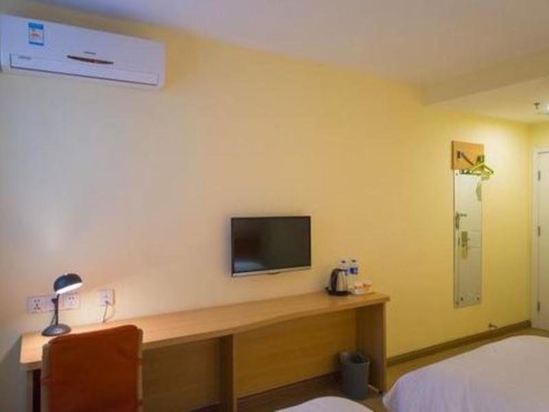 Home Inn Erqi Square - Room - 7