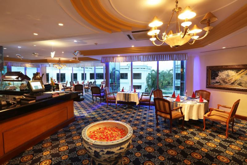 Restaurant Le Royal Meridien