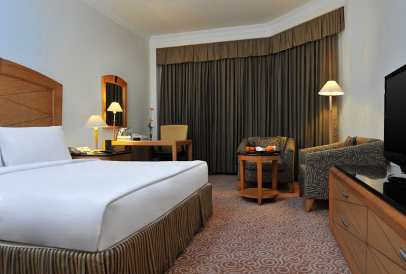 Room Le Royal Meridien