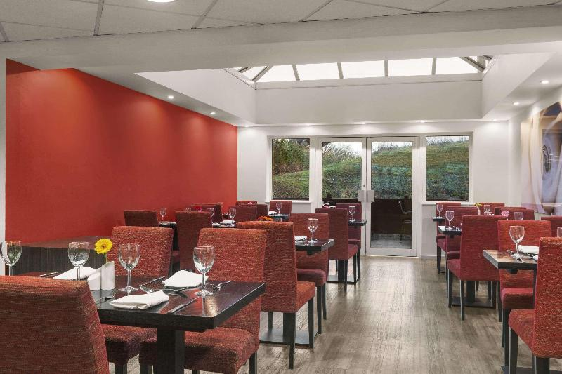 Restaurant Ramada London Stansted Airport