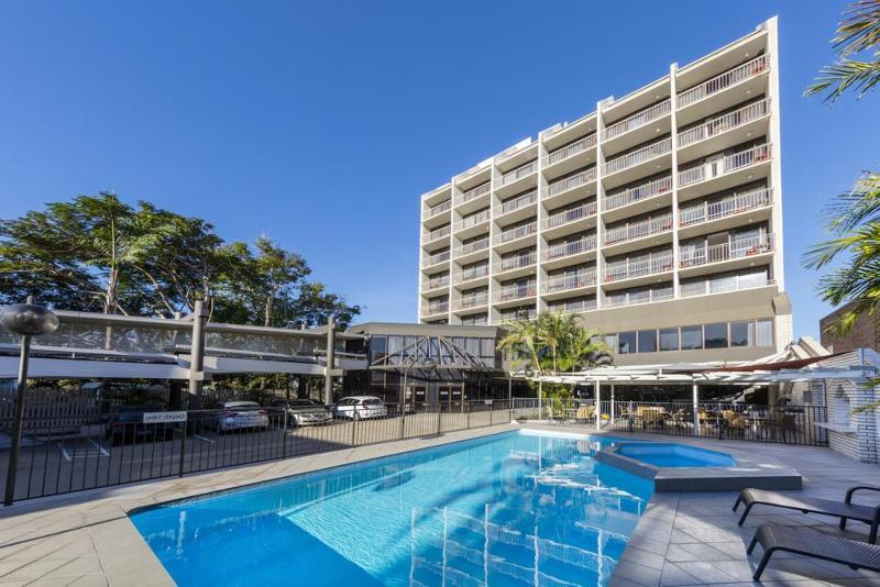 General view Travelodge Hotel Rockhampton