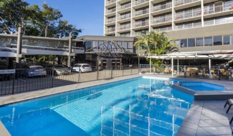 Pool Travelodge Hotel Rockhampton