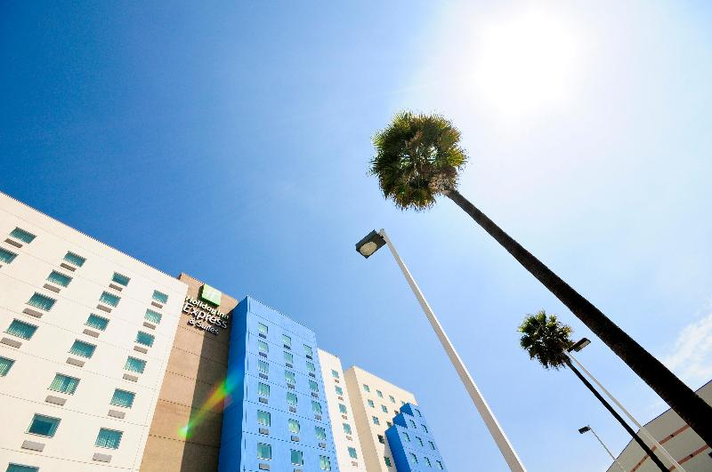 General view Holiday Inn Express & Suites Toluca Zona Aeropuert