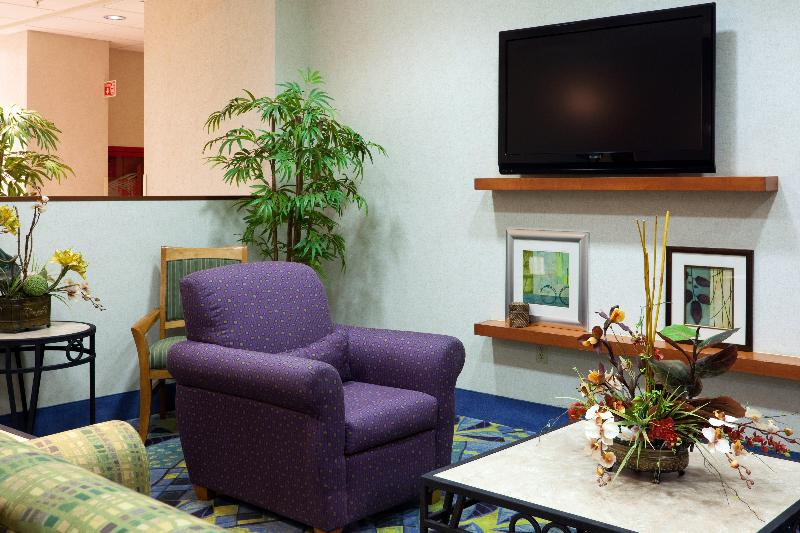 Lobby Holiday Inn Express & Suites Toluca Zona Aeropuert