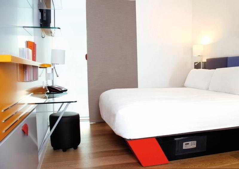 Room Sleeperz Hotel Cardiff