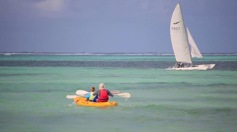 General view Ocean Paradise Resort