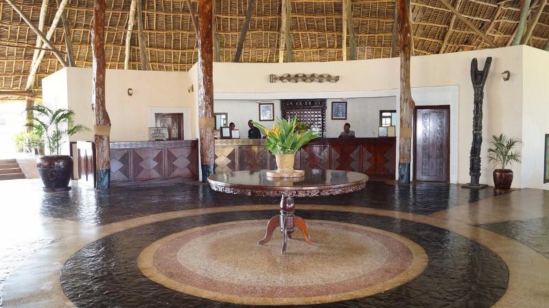 Lobby Ocean Paradise Resort