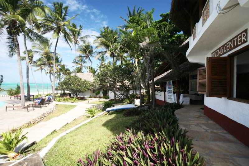 General view Karafuu Hotel Beach Resort