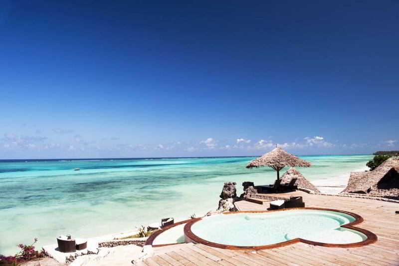 Terrace Karafuu Hotel Beach Resort