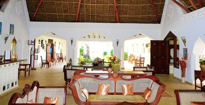 Lobby Sultan Sands