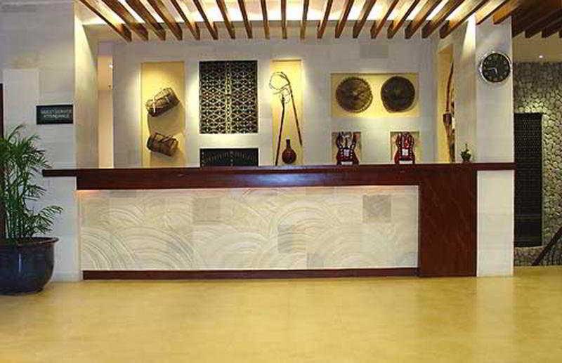 Lobby Bintang Flores Hotel