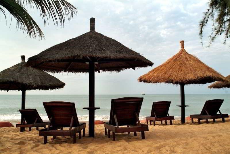 Beach Neptune Saly