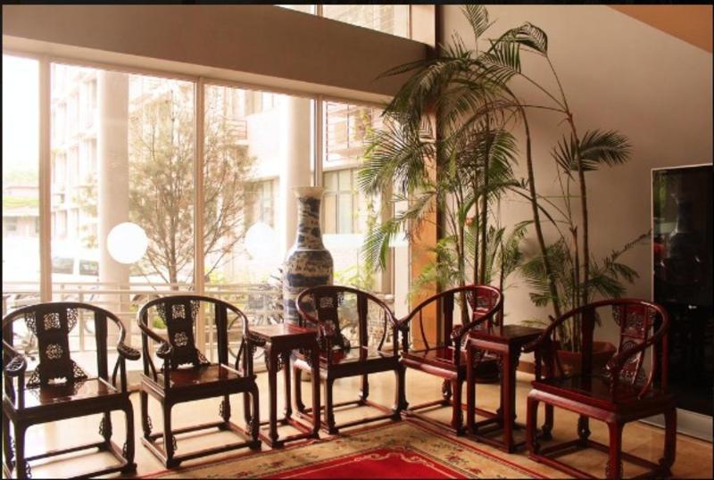 Lobby King Parkview Hotel Beijing