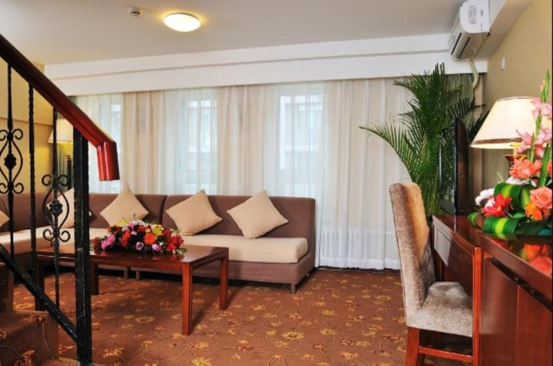 Room King Parkview Hotel Beijing
