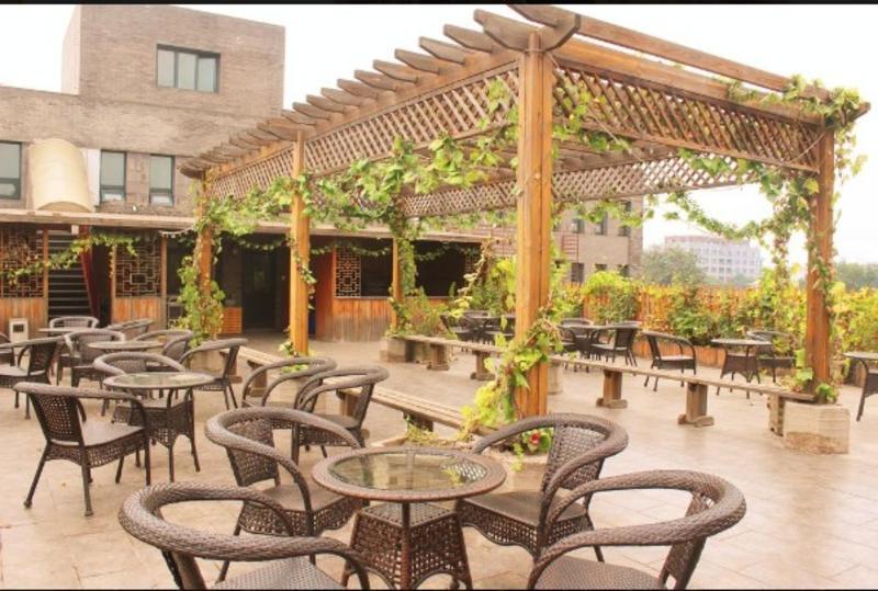 Terrace King Parkview Hotel Beijing