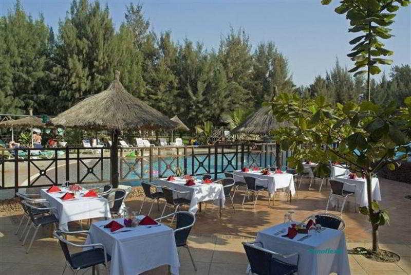 Restaurant Senegambia Beach Hotel