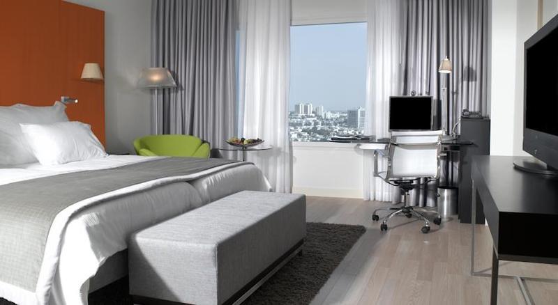 Room Crowne Plaza City Center Tel Aviv