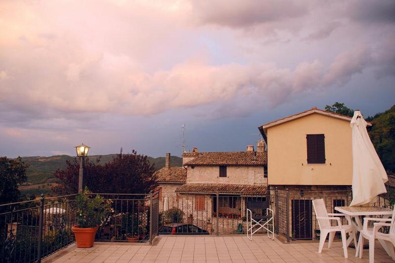 General view La Terrazza Del Subasio