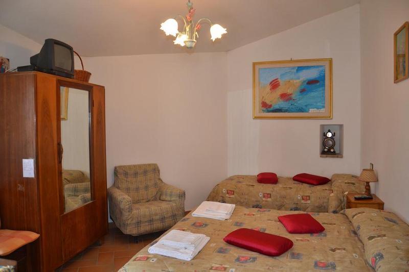Room La Terrazza Del Subasio