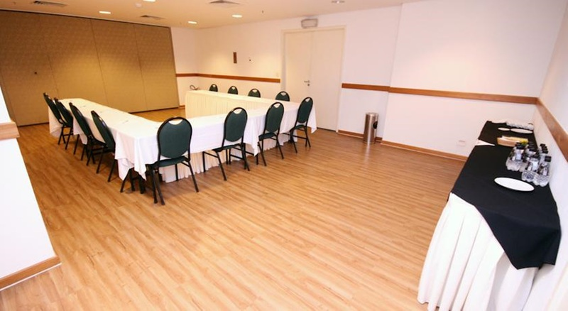 Conferences Plaza Barra First