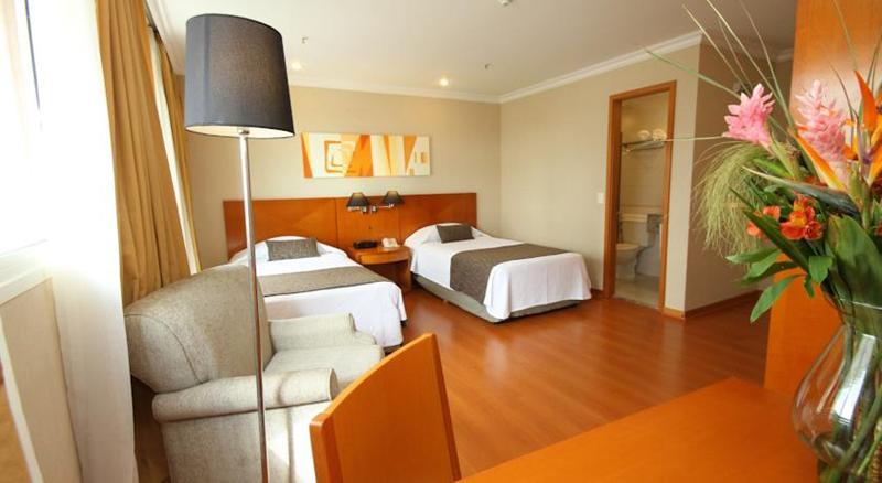 Room Plaza Barra First