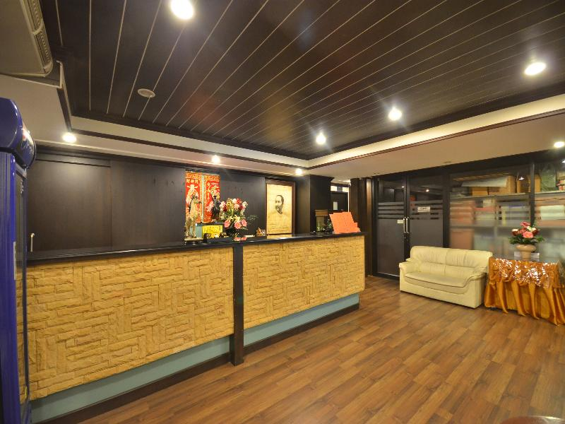 Lobby Heritage Hotels Sathorn