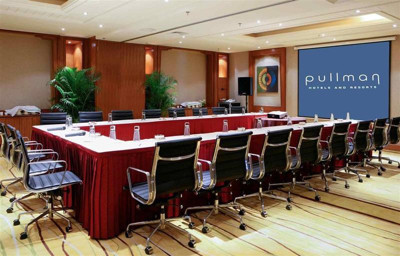 Conferences Pullman Sanya Yalong Bay