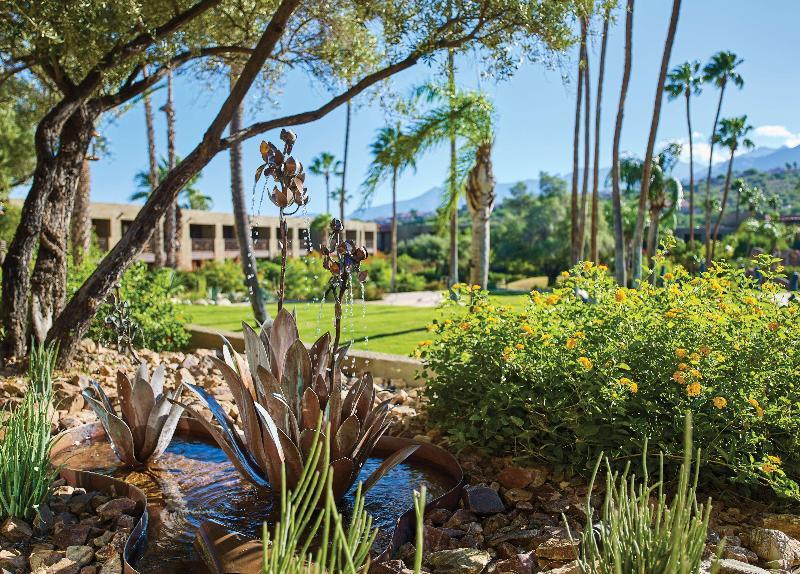 General view Hilton Tucson El Conquistador Golf & Tennis Resort