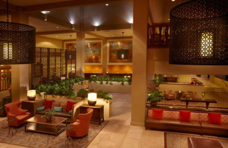 Lobby Hilton Tucson El Conquistador Golf & Tennis Resort