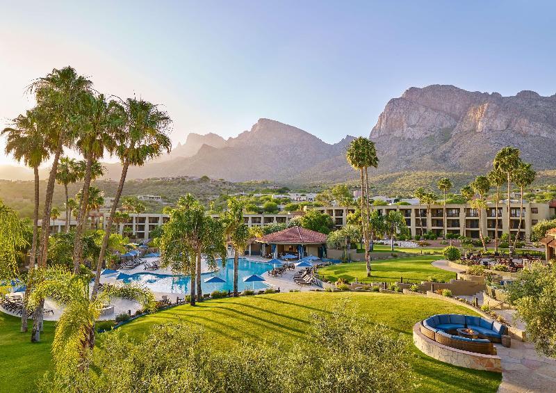 Pool Hilton Tucson El Conquistador Golf & Tennis Resort