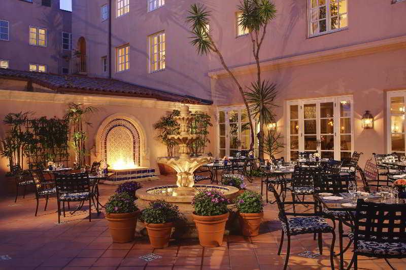 Terrace La Valencia