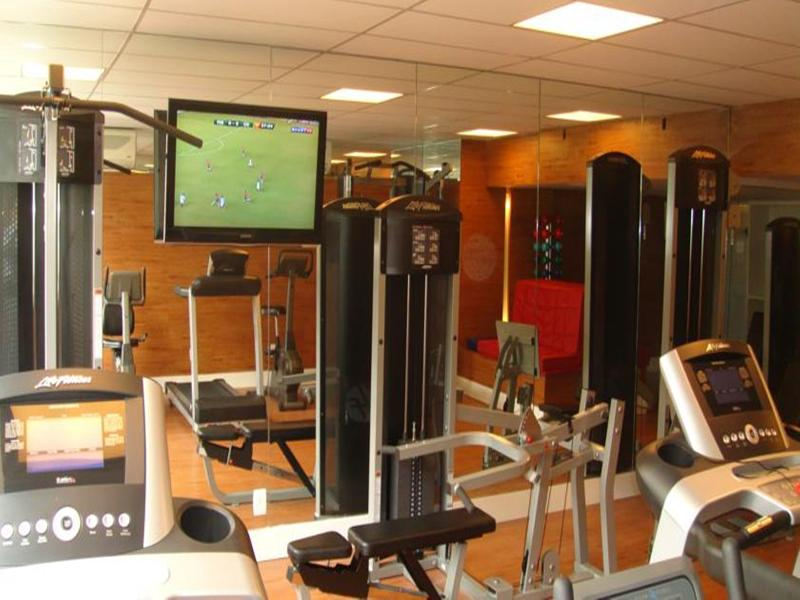 Sports and Entertainment Augusto\'s Rio Copa Hotel