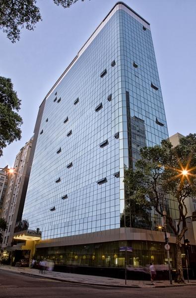 General view Royal Rio Palace Hotel