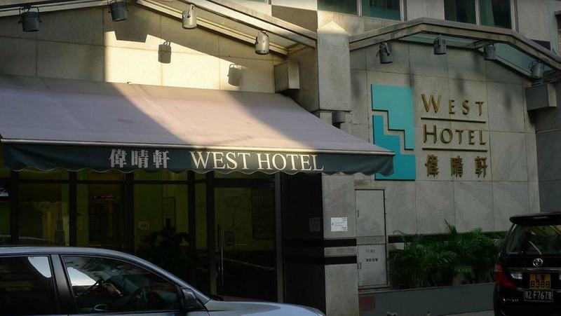 General view West Hotel