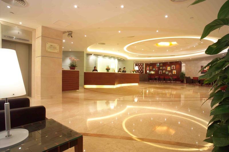 Lobby Gdh Hotel