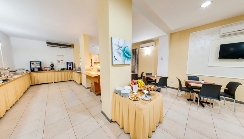 Restaurant St.julian\'s Bay Hotel