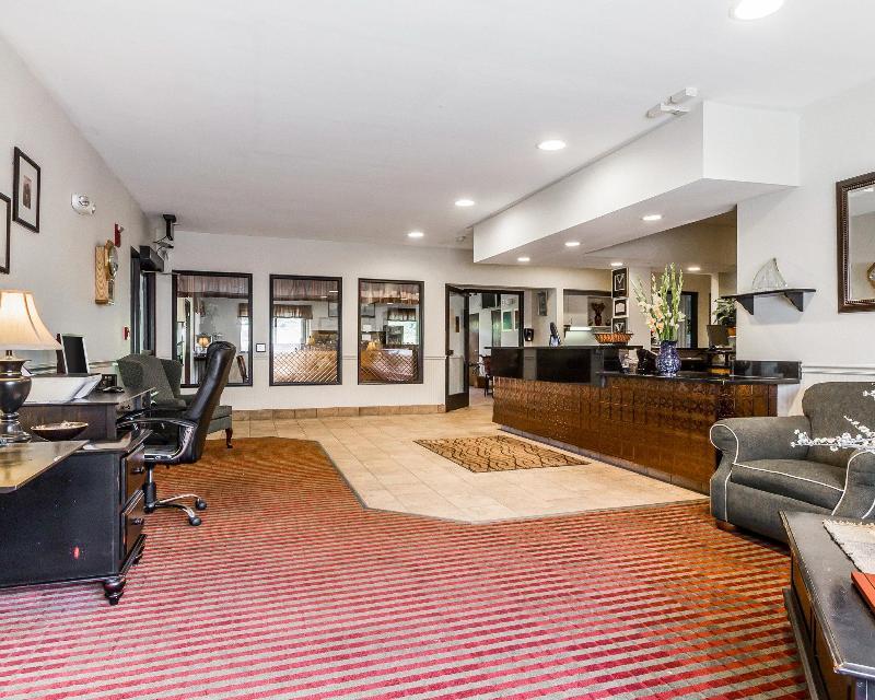General view Comfort Inn Ellsworth - Bar Harbor