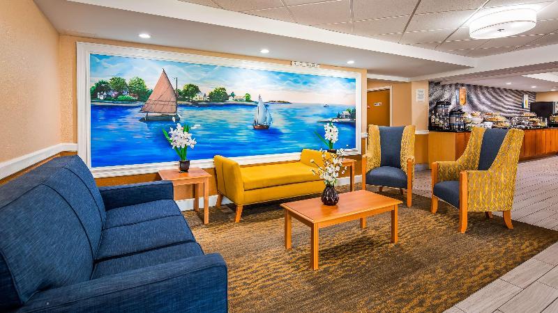 Lobby Best Western Cape Cod Hotel