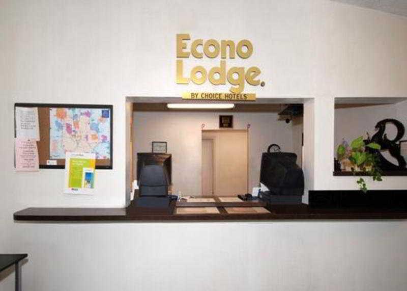 Lobby Econo Lodge Brice Road