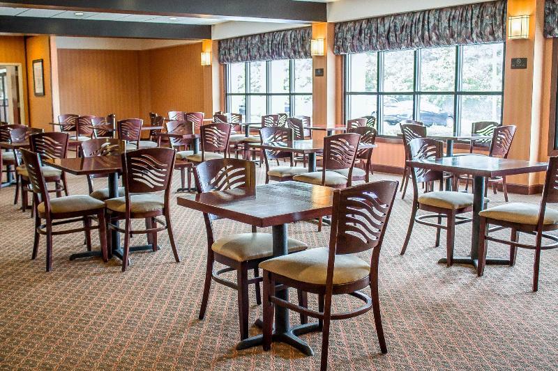 General view Comfort Inn North
