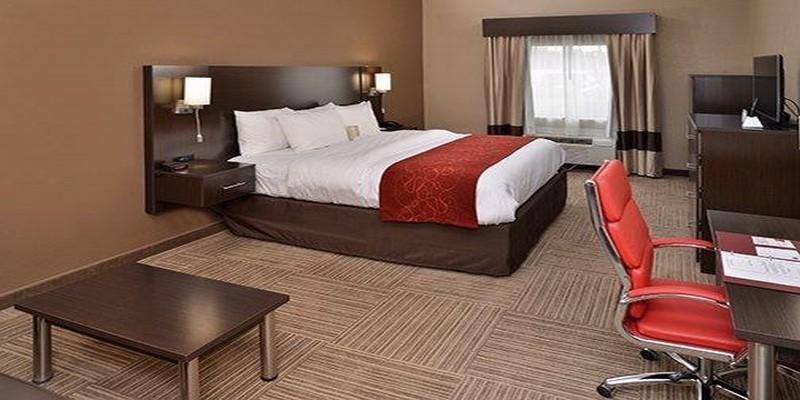 Room Comfort Suites East