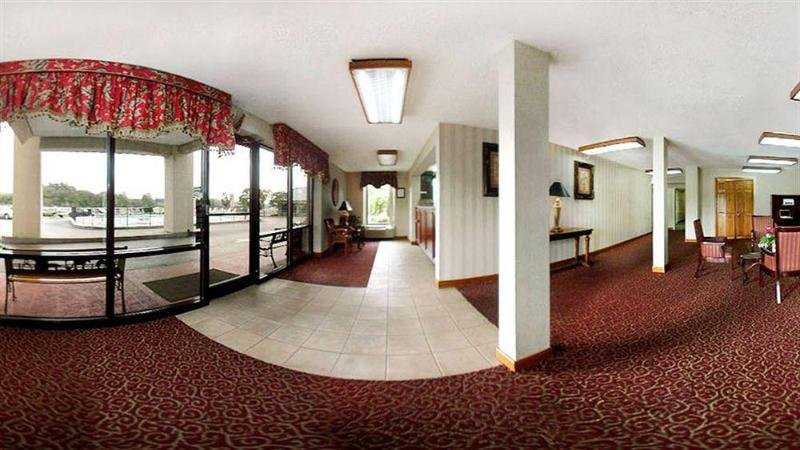 General view Quality Inn Opryland Area