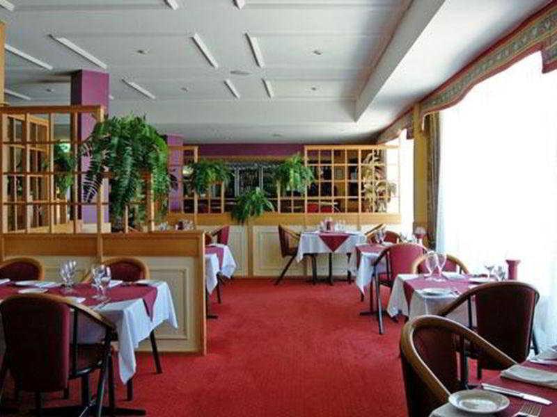 Restaurant Quality Inn Centre Point