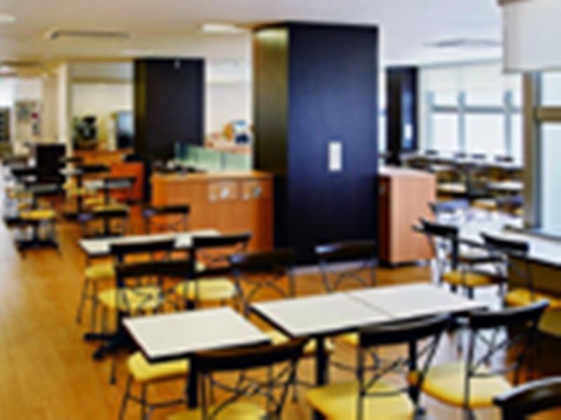 Restaurant Comfort Hotel Hiroshima Otemachi