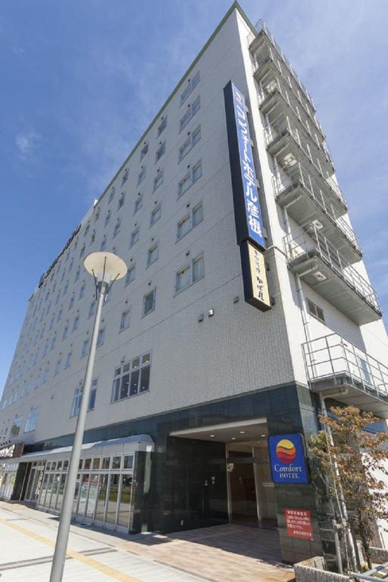 General view Comfort Hotel Niigata