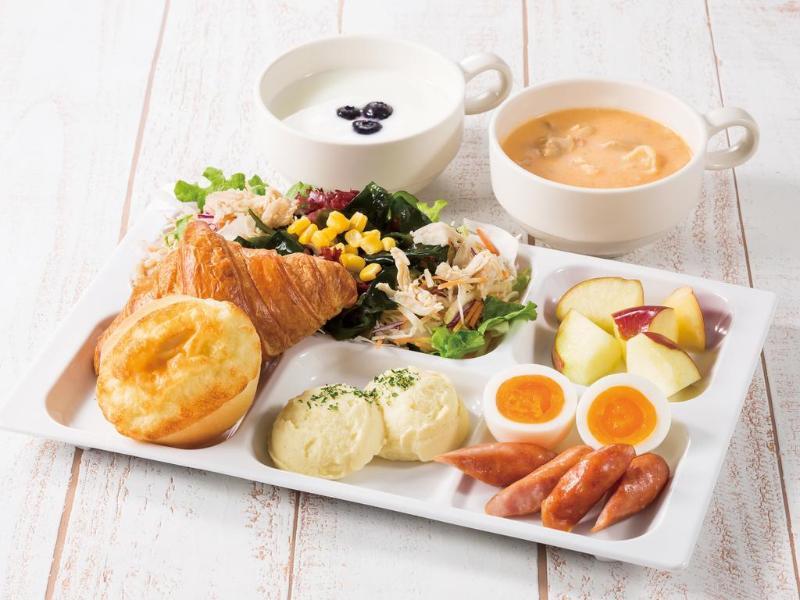 Restaurant Comfort Hotel Niigata