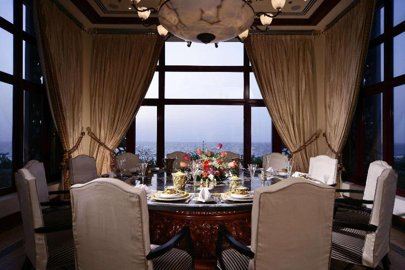 Restaurant Waldorf Astoria Qasr Al Sharq