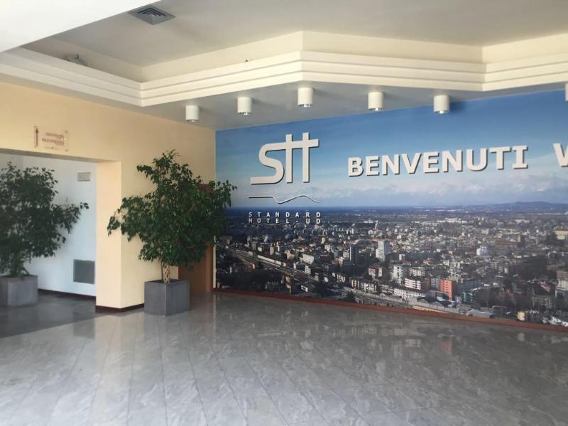 General view Standard Hotel Udine