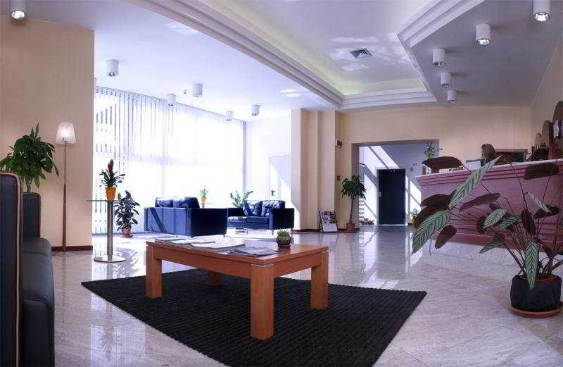 Lobby Standard Hotel Udine