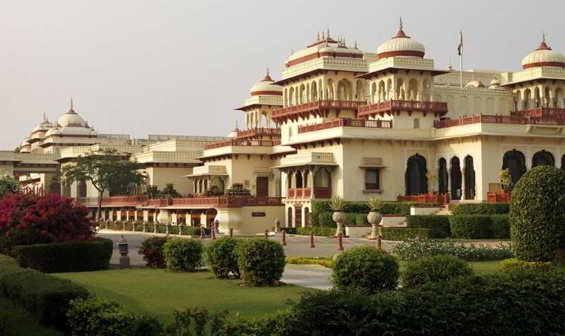 General view Rambagh Palace